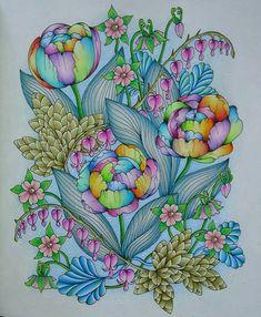 Flores multicoloridas!!! @Regrann from @renatagclementino -  #blomstermandala #mariatrolle #målarbok #livrodecolorir #coloringbook #coloring #coloriage #colorful #flores #lapisdecor #coloredpencil #colourpencil #artthérapie #artecomoterapia #arttherapy #instaart #instacoloring #amocolorir #ilovecoloring #colorir #colorindo #colorido #adultcolouring #coloringbookforadults #fabercastell #coloriagepouradulte #prismacolor #polychromos @maria_trolle @beautifulcoloring @coloring_secrets…