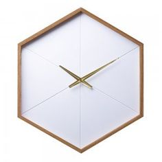 OneSixth Wall Clock - Stephen Roy