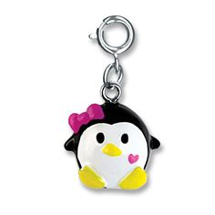 Perfect addition to your child's charm bracelet to celebrate the colder weather.