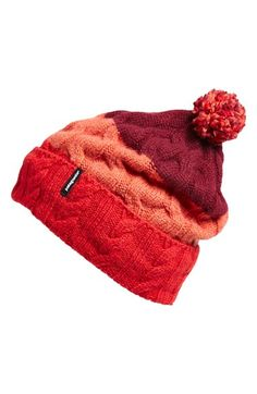 Patagonia Pom Beanie available at #Nordstrom