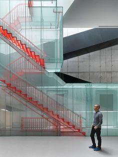 Passage' exhibition by Do Ho Suh at the Contemporary Arts Center, Cincinnati – Zaha Hadid Architects