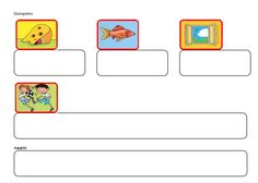 Veilig leren lezen Kim versie kern 1.  Veilig gespeld. Stempel het goede woord. Spelling, Worksheets, Education, School, Circuit, Projects, Blue Prints, Schools, Literacy Centers