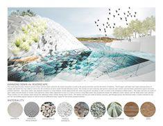 The Los Angeles Riverscape : an Urban Estuary on Behance