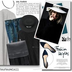 SheIn 10 by barbarela11 on Polyvore featuring moda, Joseph, Dolce&Gabbana and Cole Haan