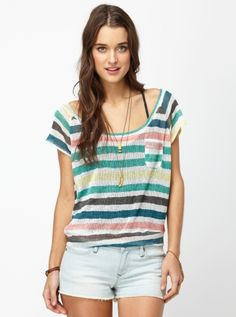 Cliff Rock Shirt, Go back to school in style!   #Roxy
