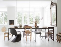 black-Panton-S-chair-white-dining-room-wood-table-mixed-chairs-by-houseofpicturesdk.jpg