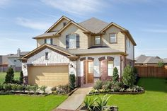 Yorktowne Oaks by KB Home in Katy, Texas