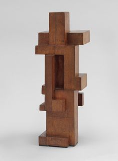 Construction of Volume Relations (1921) - Georges Vantongerloo
