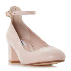 252c69c6668c3 Image result for blush pink mid block heel Codzienna Moda