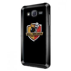 Wall Breaker Clash Of Clans Samsung Galaxy J5 (2016) Case | Aneend.com