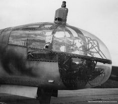 Arado 234, nose