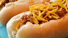 Ground beef is simmered in a tangy sauce with onion. My Grandfather owned a drive-in restaurant back in the This is his exact recipe for Coney Dogs from back in the day. I make this on special occasions and it is always hit with friends and family. Hot Dog Recipes, Chili Recipes, Sauce Recipes, Slow Cooker Recipes, Cooking Recipes, Hot Dog Chili Recipe For A Crowd, Thm Recipes, Slow Cooking, Family Recipes