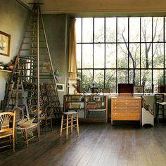 L'atelier de Paul Cézanne à Aix-en-Provence