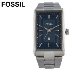 Fossil Truman Stainless-Steel Mens Watch