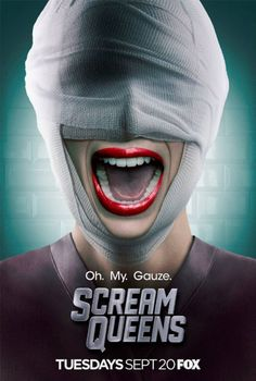 Poster #ScreamQueens temporada 2