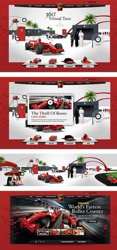Alki - Ferrari World