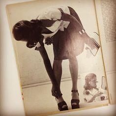"""""""look great, feel great!"""" Australian Vogue 1972 www.vogue.com.au"""