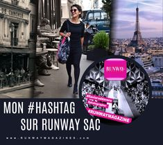 @runwaymagazine tote launch MY #HASHTAG ON RUNWAY MAGAZINE BAG First time on all social networks ! Get it ! @flaviaraddavero  In our runway store : http://www.officialrunway.com  #ShoppingBags #Hastag #OfficialRunway #CollectionCapsule  #StarShoppingBag #EleonoradeGray #RunwayMagazine