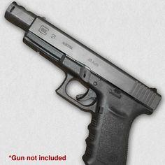 Compensated Glock-21 Conversion