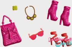 barbie+accessory+pack+2015 | barbie blog: Sets de ropa de Barbie 2015