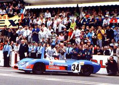 Matra Simca at Le Mans