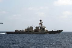 USS Mason sofre novo ataque na costa do Iêmen