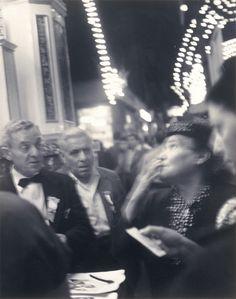 Sid Grossman, Mulberry Street, 1948 The Jewish Museum