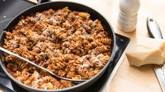 Pâtes à la saucisse italienne   Cuisine futée, parents pressés   Healthy pasta recipe