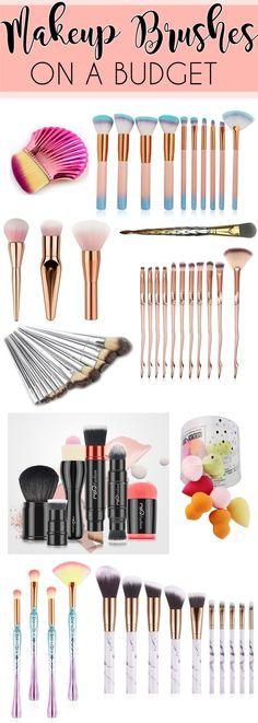 eBay Bargains: Updated Budget Makeup Brushes