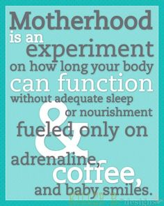 Does anyone else think this is so true? #newbaby #nosleep #motherhood  Birth Without Fear