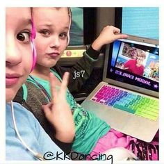 Kenzie and Jojo