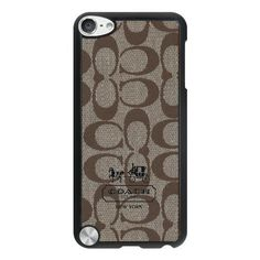 I Love this. I just bought Coach In Signature Beige iPod Touch 5TH AJH  like that not long ago.