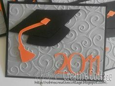 Graduation Card using Locker Talk Cricut cartridge