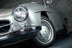 1961 Mercedes Benz #190SL. Found on: http://classic-arena.de. For all your Mercedes Benz #190SL restoration needs please visit us at http://www.bruceadams190sl.com. #BruceAdams190SL.