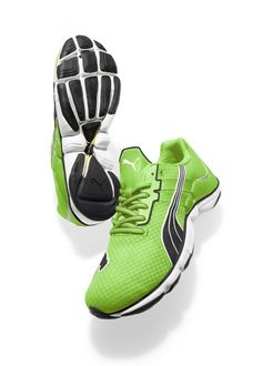 Puma Mobium Elite adaptive running footwear is unveiled- cool outsole  pattern Athletic Shoes 09f304cd9