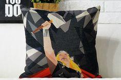 Thor Throw Pillow Cover 102
