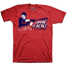 Kippin' It Real T-Shirt #Cleveland #Baseball #Windians #Kip #Real #Tees