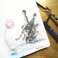 froggie #mekaworks #fantasy #watercolor