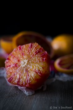 Blood Oranges | Sia's Soulfood