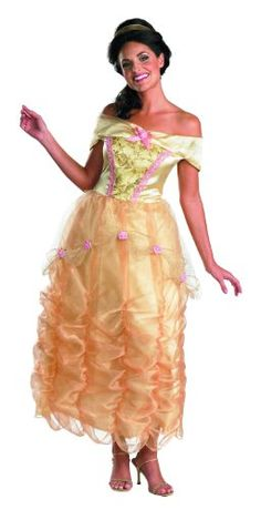 Disney Beauty And The Beast Belle Adult Costume