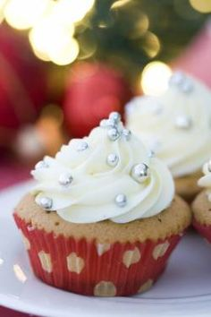 Gingerbread Cupcakes using stevia