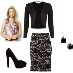 """""""Day to Evening"""" by melisa-henderson-pierce on Polyvore"""