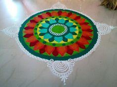 Indian Rangoli Designs