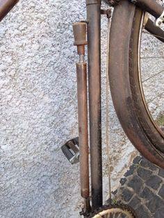 Bicicleta Hercules Anos 50 - Mercado Livre