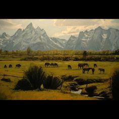 June 8-10, 2012: Omaha Summer Arts Festival - Artist: Darrell Thomas from Centerville, Utah