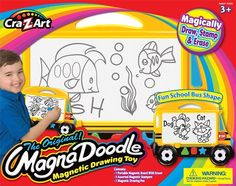 Cra Z Art Magna Doodle Bus « Delay Gifts