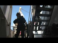Operation Nanook 2012 - Canadian Special Operations Force - JTF2 Naval B...