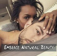 Embrace Natural Beauty.