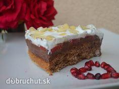 Fotorecept: Perníková torta bez cukru