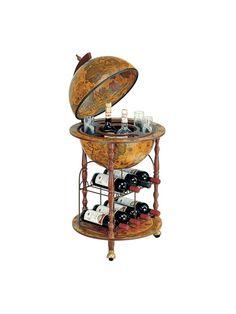 Globe Drinks Cabinet Pegaso